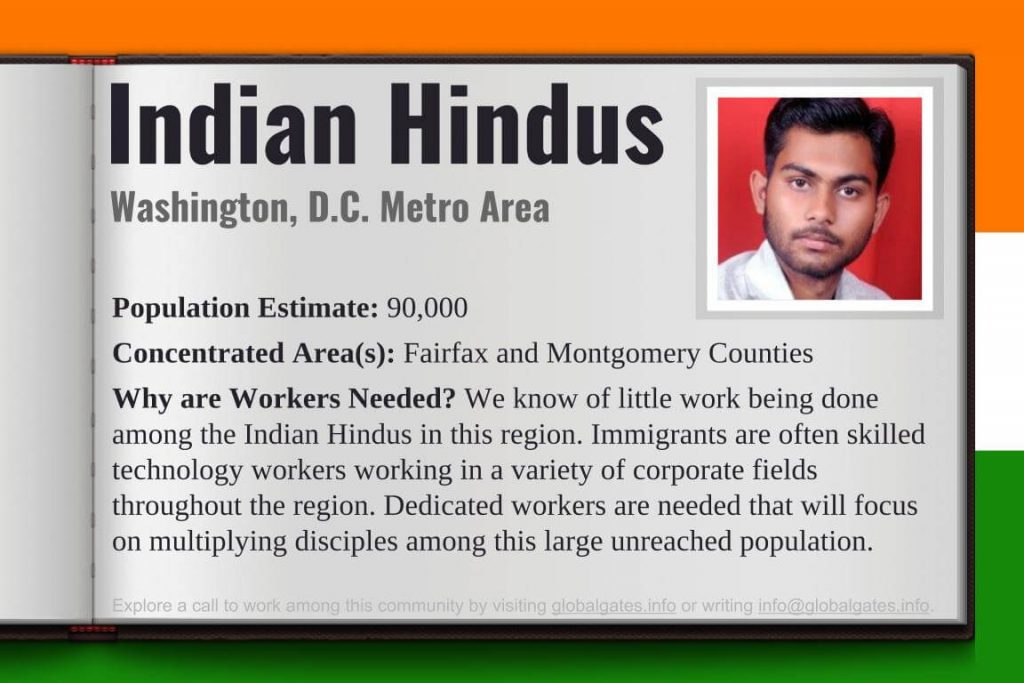 Global Gates Indian Hindus Of Washington D.C Profile