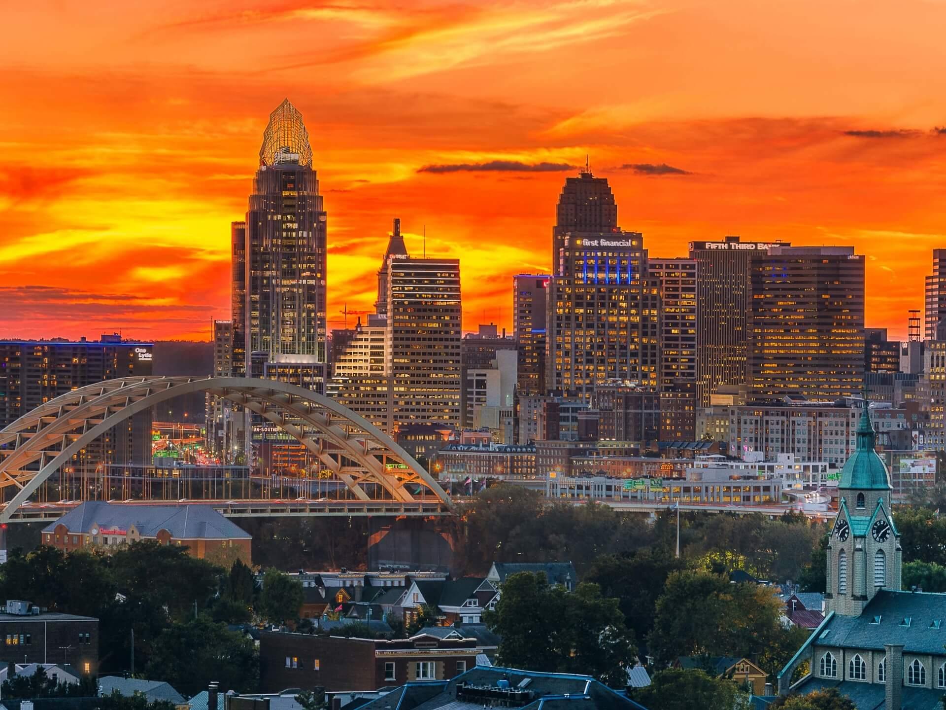 Global Gates Gateway Cities Cincinnati