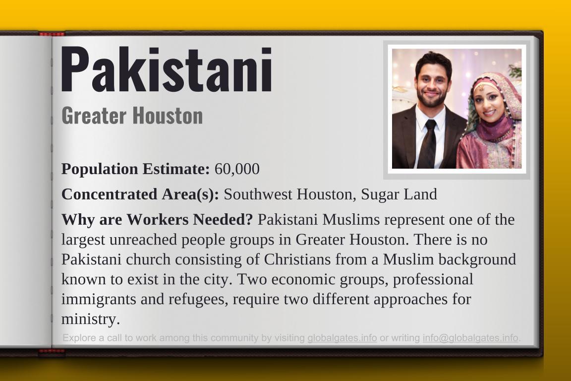 Global Gates Pakistani Of Houston Profile