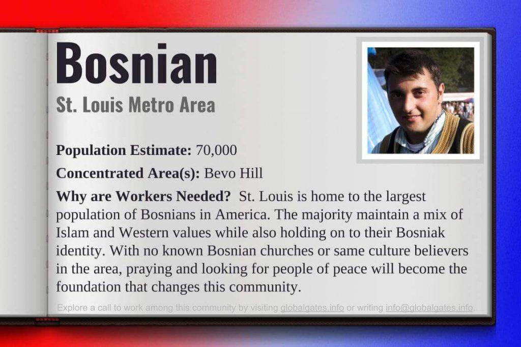 Global Gates Bosnian Of St Louis Profile