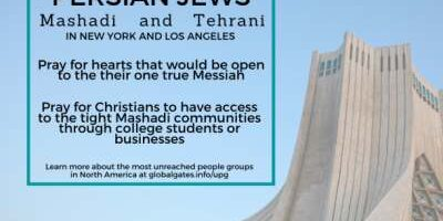 Global Gates Join Us in Prayer for Persian Jews