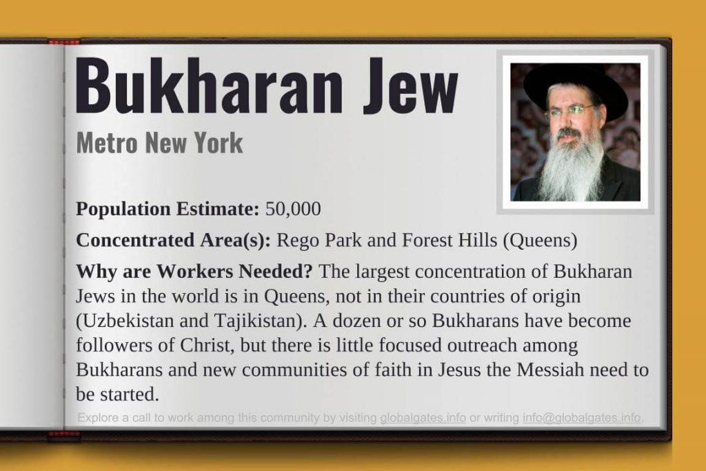 Global Gates Bukharan Jew Of Metro New York Profile