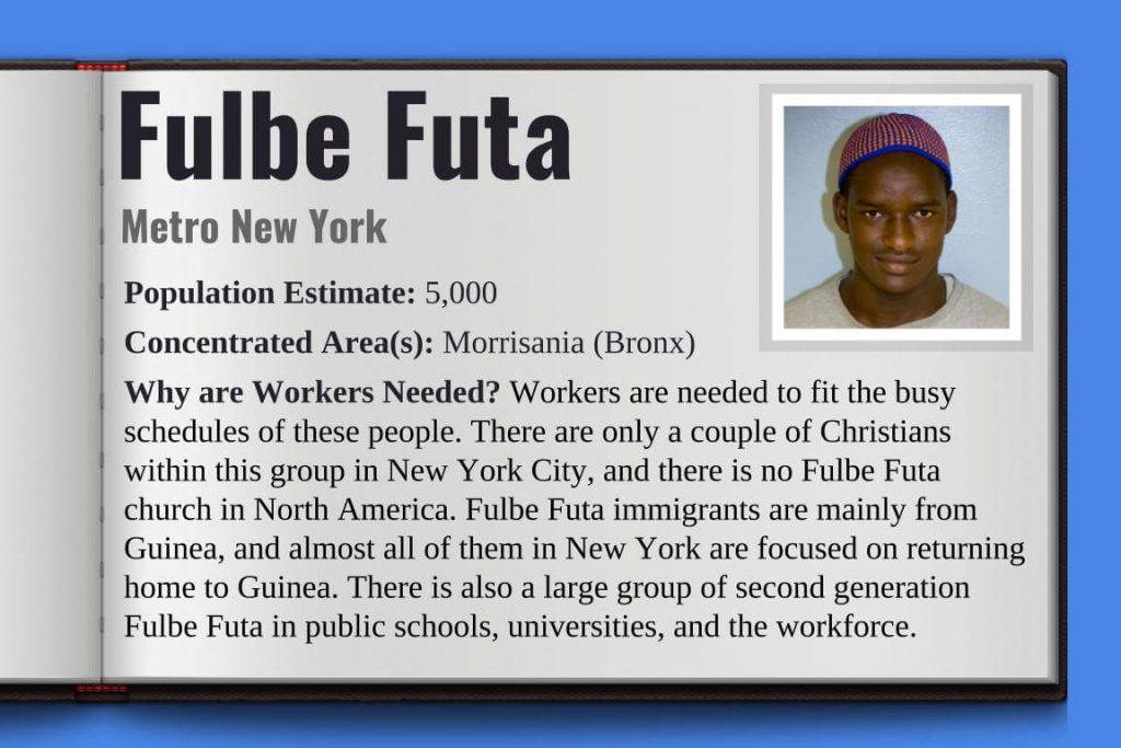 Global Gates Fulbe Futa Of Metro New York Profile