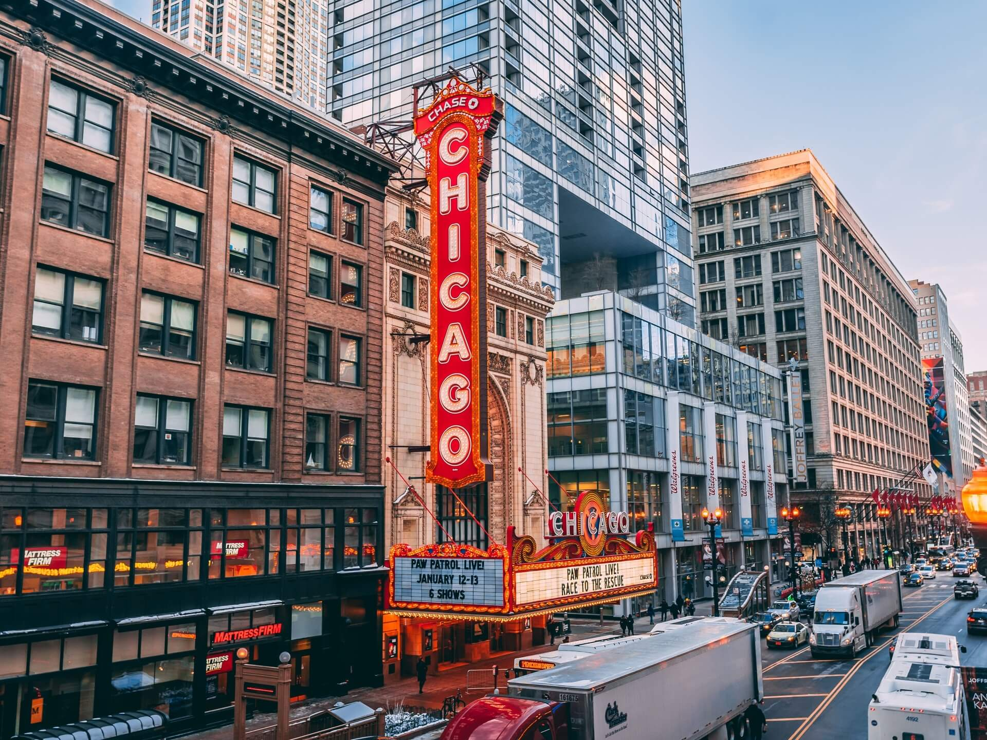 Global Gates Gateway City Chicago
