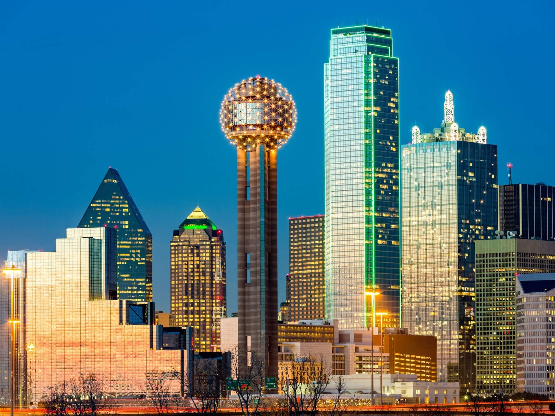Global Gates Gateway City Dallas