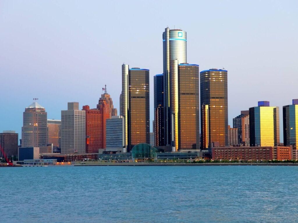 Global Gates Gateway City Detroit