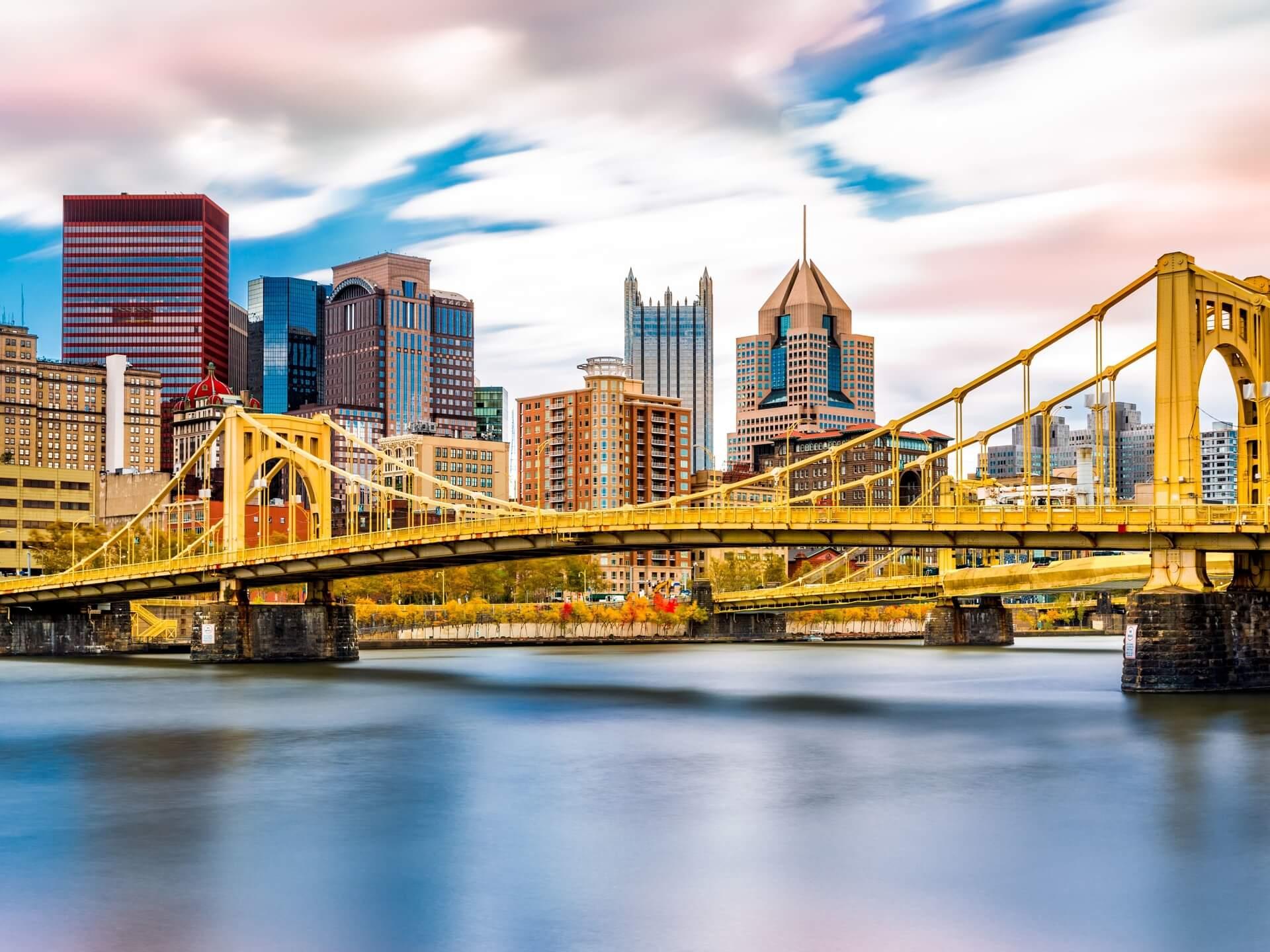 Global Gates Gateway City Pittsburgh