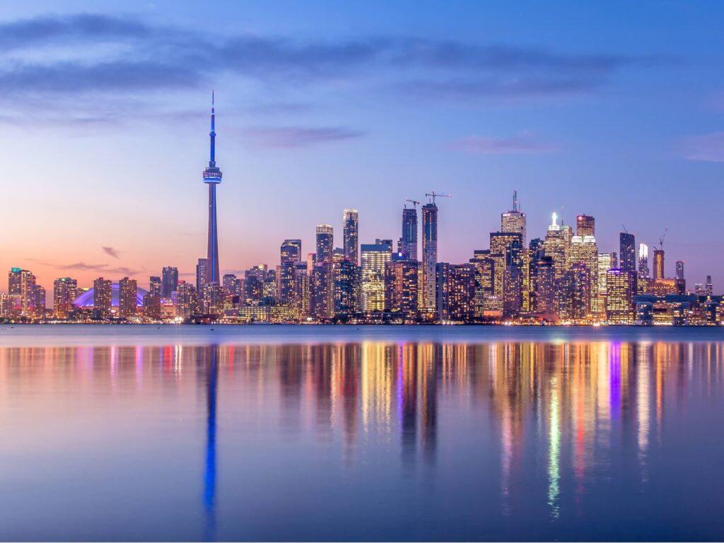 Global Gates Gateway City Toronto
