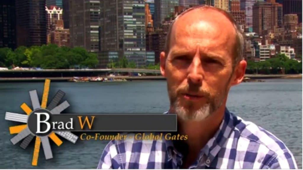 Global Gates God is Bringing the Nations Brad W