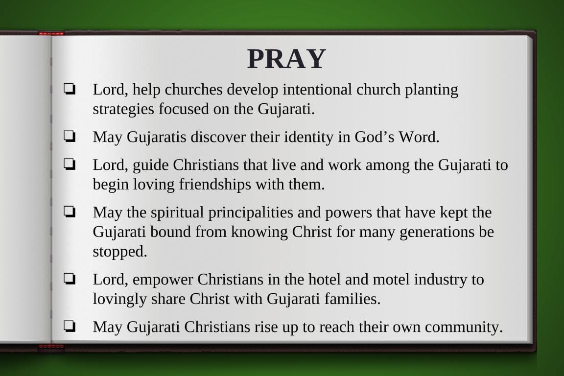 Global Gates Gujarati Of Metro New York Prayer