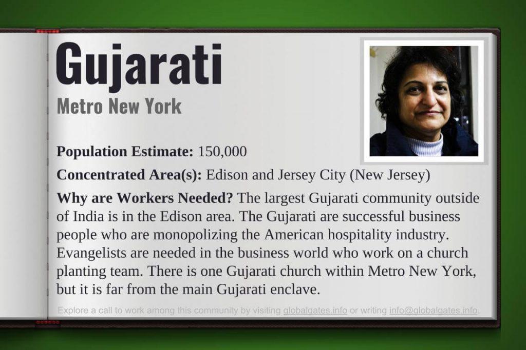Global Gates Gujarati Of Metro New York Profile