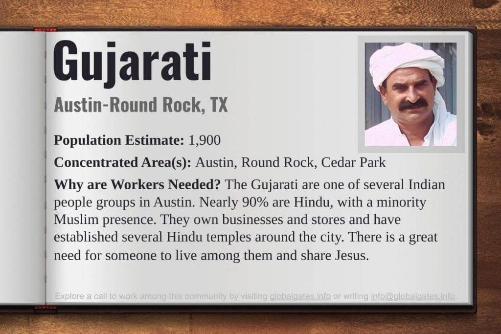 Global Gates Gujarati of Austin Profile