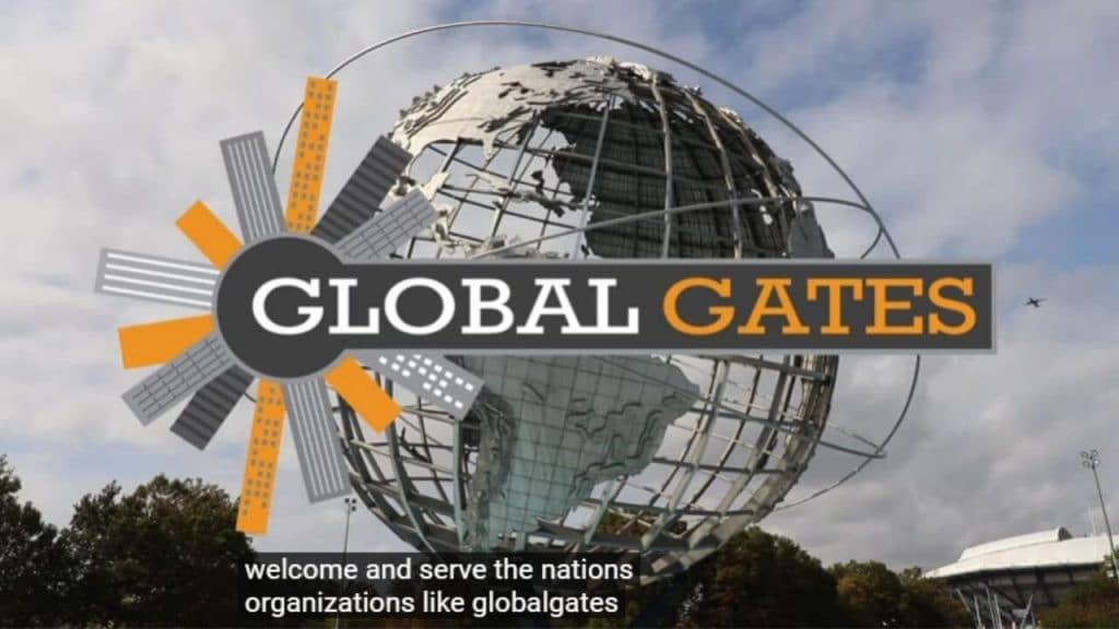 Global Gates When Newcomers Were Welcomed