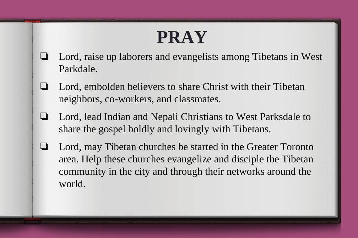 Global Gates Tibetan Of Greater Toronton Area Prayer
