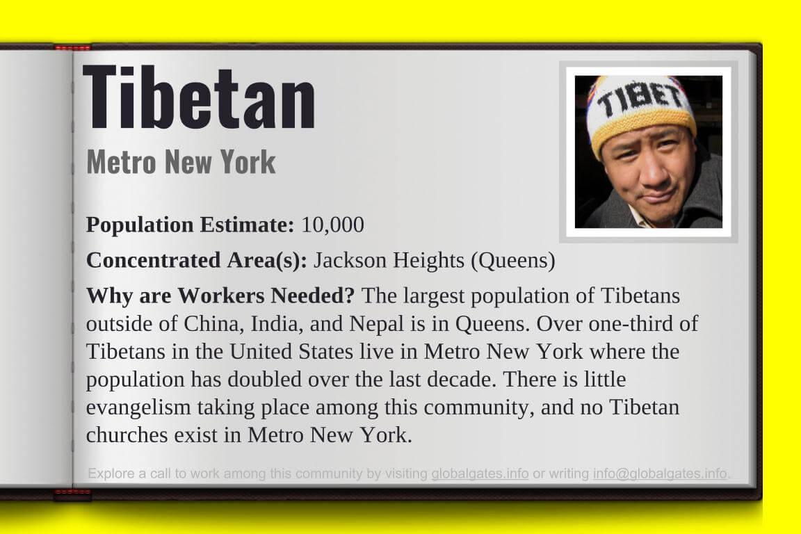 Global Gates Tibetan Of Metro New York Profile
