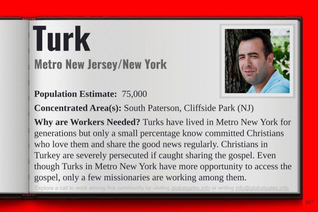 Global Gates Turks of New York / New jersey Profile